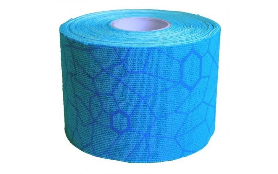 Thera-Band Kinesiology Tape, 5 m, blau/blau