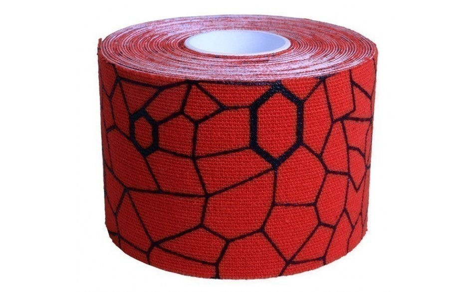 Thera-Band Kinesiology Tape, 5 m, rot/schwarz