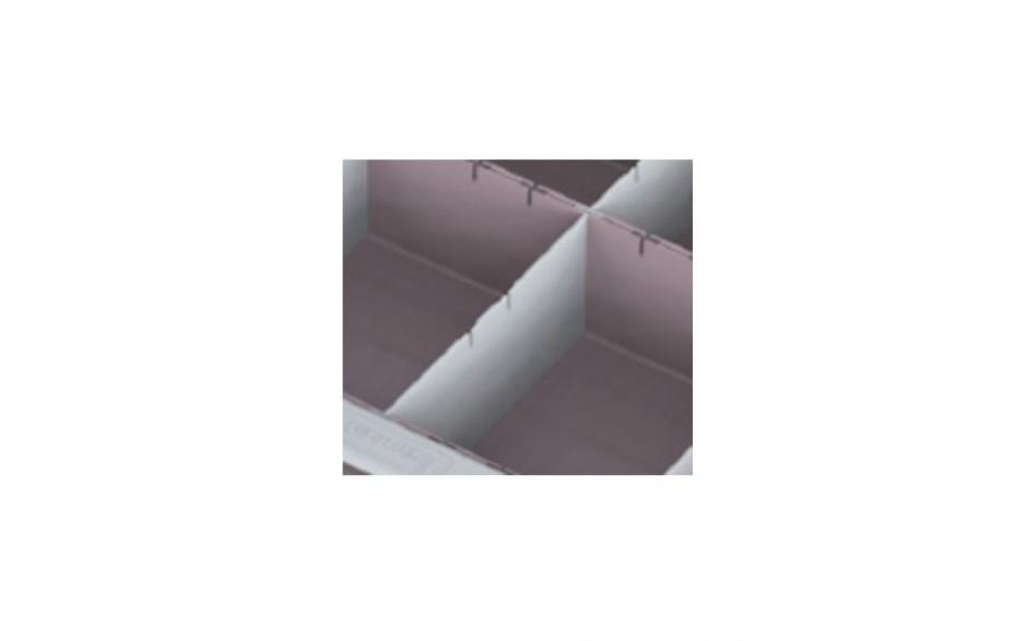 Teiler für Schubladeneinsatz, Mod. V4-2M und V42-