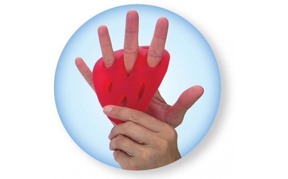Anwendung Thera-Band Hand XTrainer