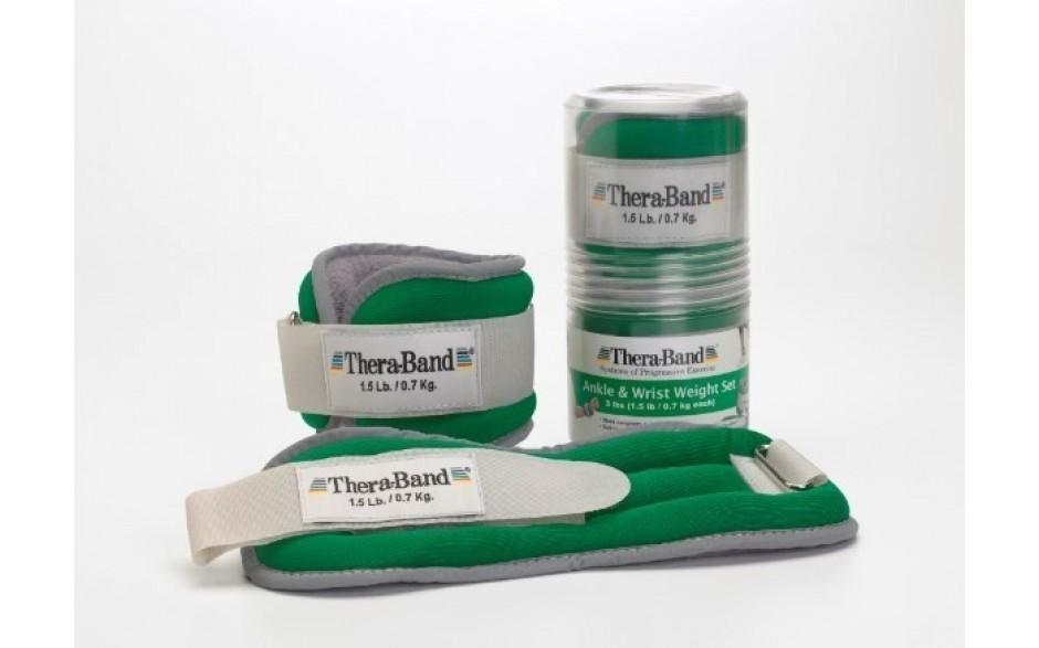 Thera-Band Gewichtsmanschetten, 1 Paar/je 680 g I