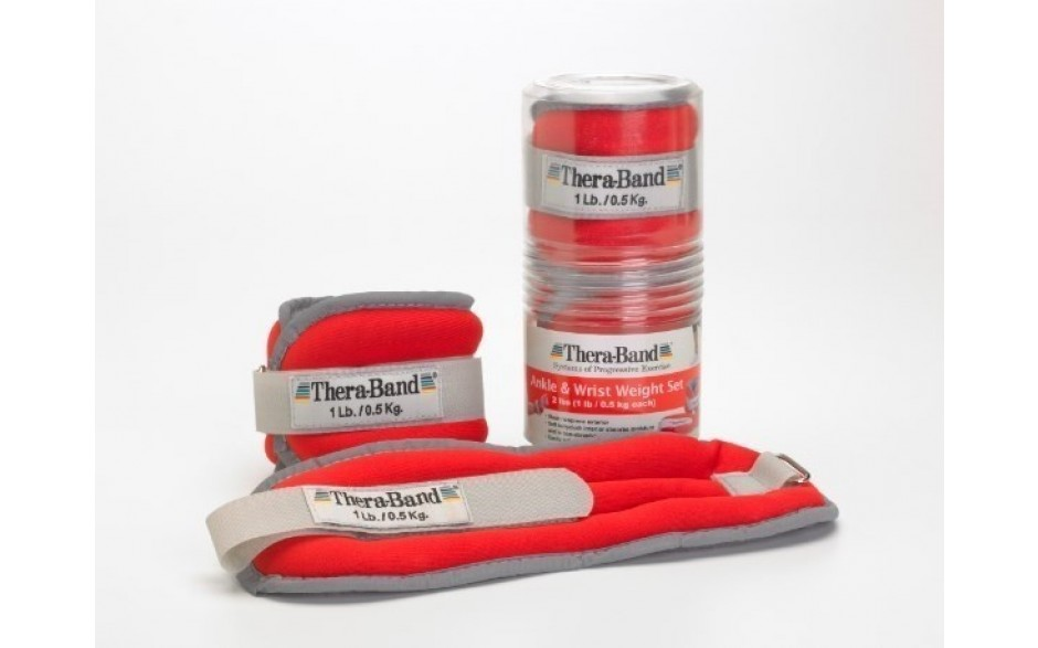 Thera-Band Gewichtsmanschetten, 1 Paar/je 450 g I
