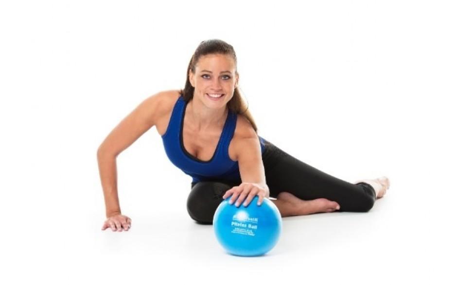 Thera-Band Pilatesball - Übungbeispiel 1