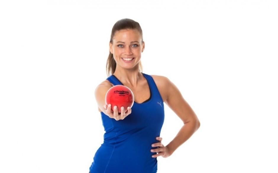 Thera-Band Soft Weight Gewichtsball - Anwendungsbeispiel 2