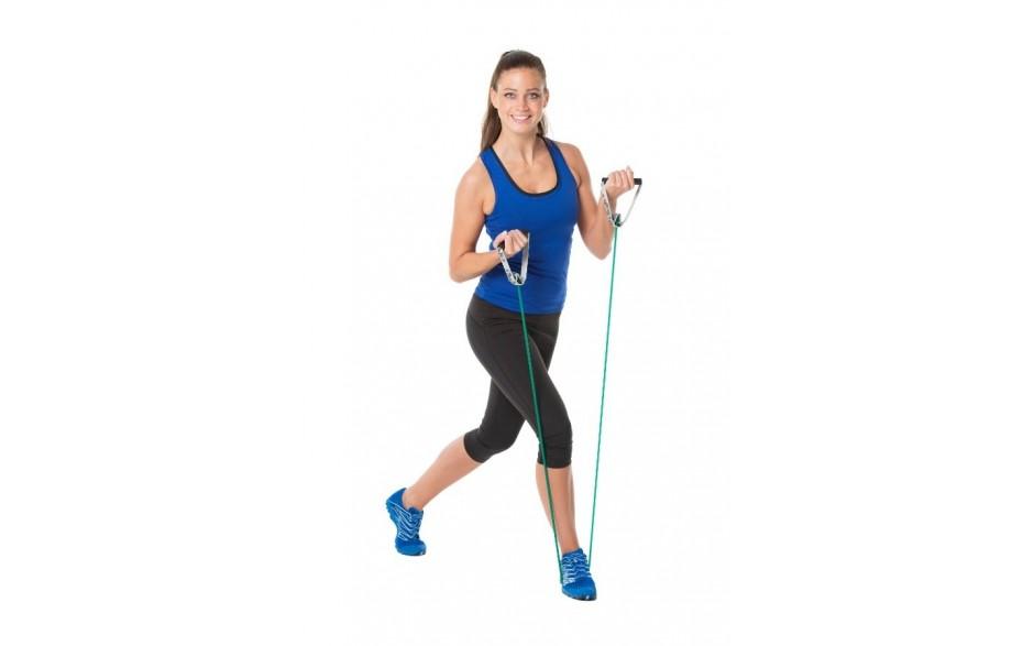 Thera-Band Bodytrainer Tubing - Anwendungsbeispiel 1