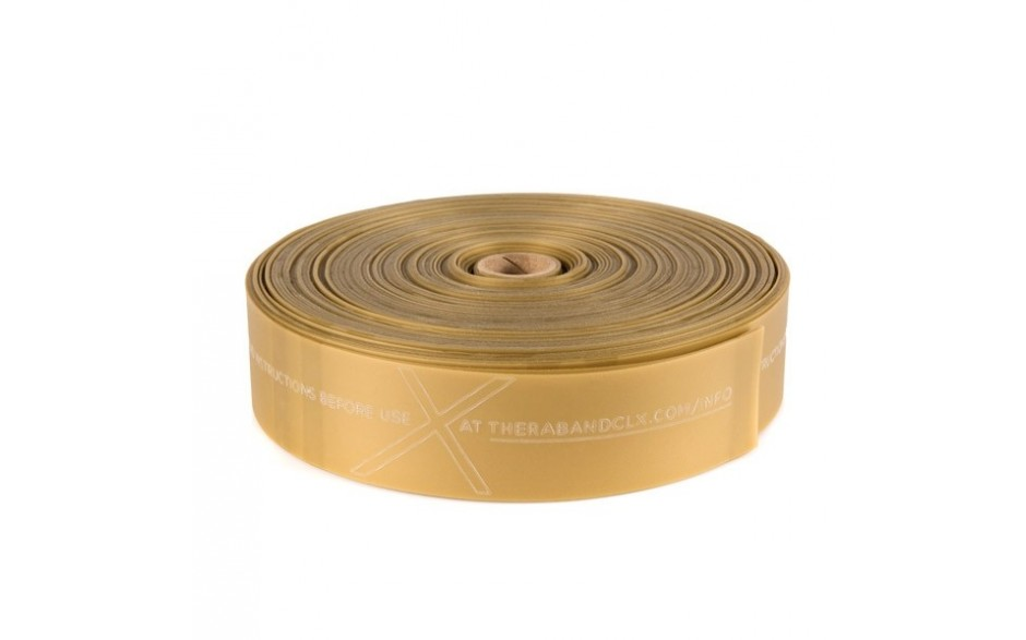 Thera-Band CLX, 22 m, maximalstark/gold