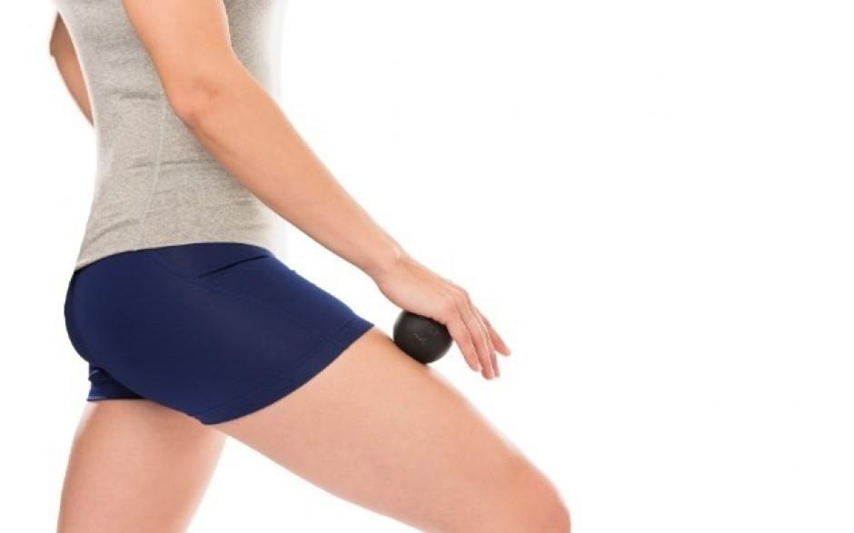 ARTZT vitality Triggerpunkt-Massageball - Anwendungsbeispiel 3