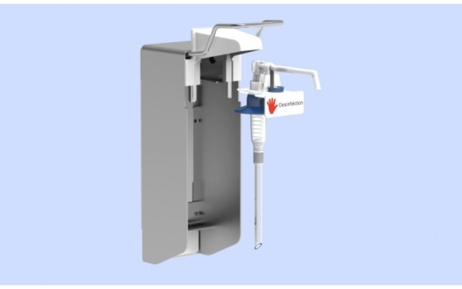 UNIversal-Spender UNI-PRO 05K mit Kunststoffpumpe