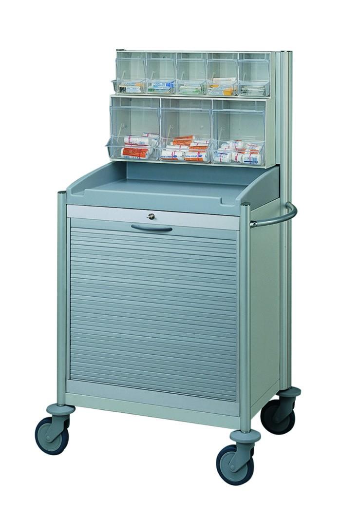 keo® ISO-Modul Verband- und Behandlungswagen 4