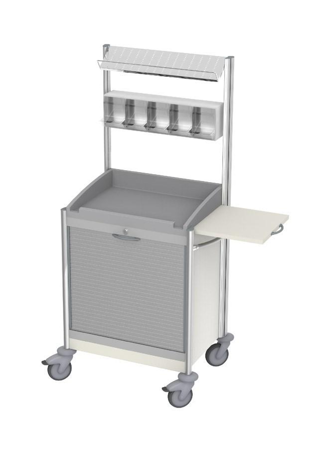 ISO-Verbands- und Behandlungswagen 5