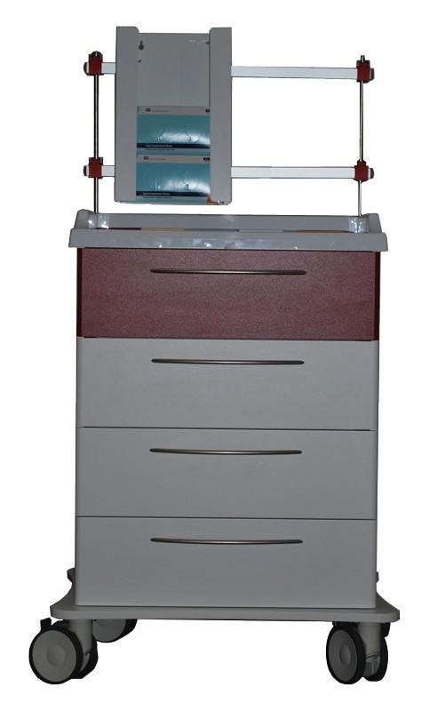CareVan V20 mit Kunststofftopplatte