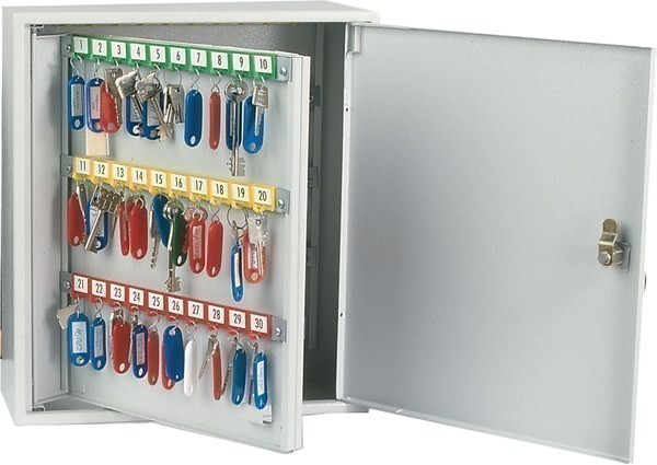 K 210 Schlüsselschrank Modell K