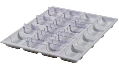 Tablettsystem aus Kunststoff