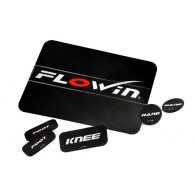 Flowin Pro black Trainigs-Set