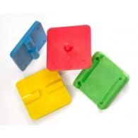 ARTZT vitality Mini-Stabilitätstrainer, 4 Stück