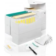 Arbeitsplatz-Organisation Business-Set