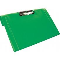 Clipboard mit Halter für Bettrahmen, grün