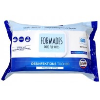 FORMADES Rapid Pur Wipes - 12 x 80 St.