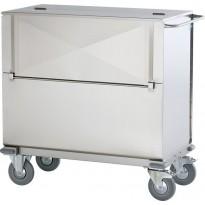 CTS Schmutzwäsche-/Abfallcontainer