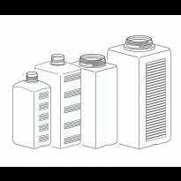 Leerbehälter, 500 ml