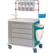 PCM4 Medikamentenwagen