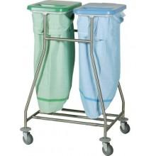 CB20 Wäsche- und Abfallsammler