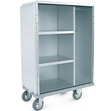 N204DV Frischwäschecontainer aufgeteilt in 2 Abteilungen