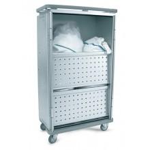 N204OP Container zum Transport von schmutziger oder sauberer Wäsche