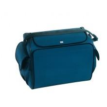 Pflegetasche aus Polymousse in blau