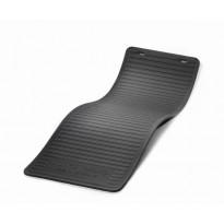 ARTZT vitality Fitnessmatte, 140 x 60 cm, schwarz