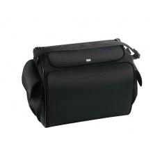 Arzttasche aus Polymousse in schwarz