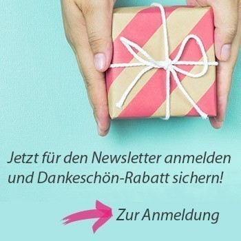 Newsletter abonnieren und Dankeschön sichern!