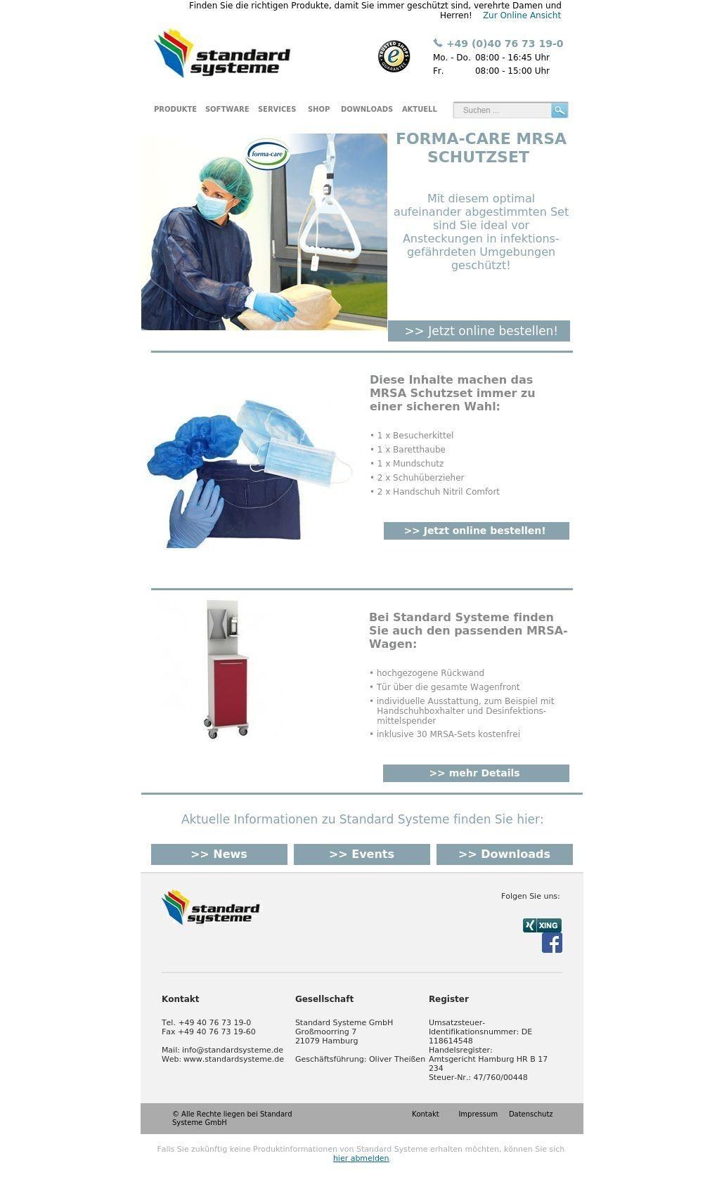 Altenheim - Produkt-News 08/18