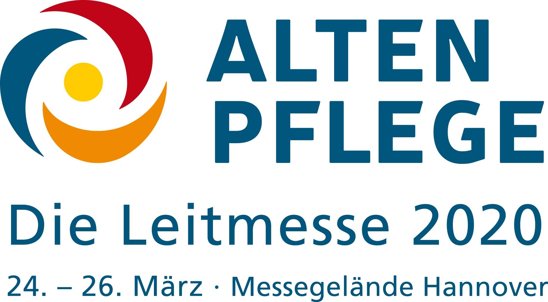 Logo Altenpflege 2020