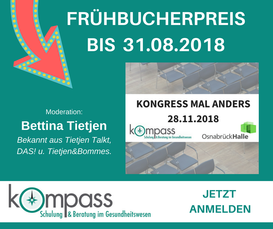 Kompass-Schulung Frühbucherpreis