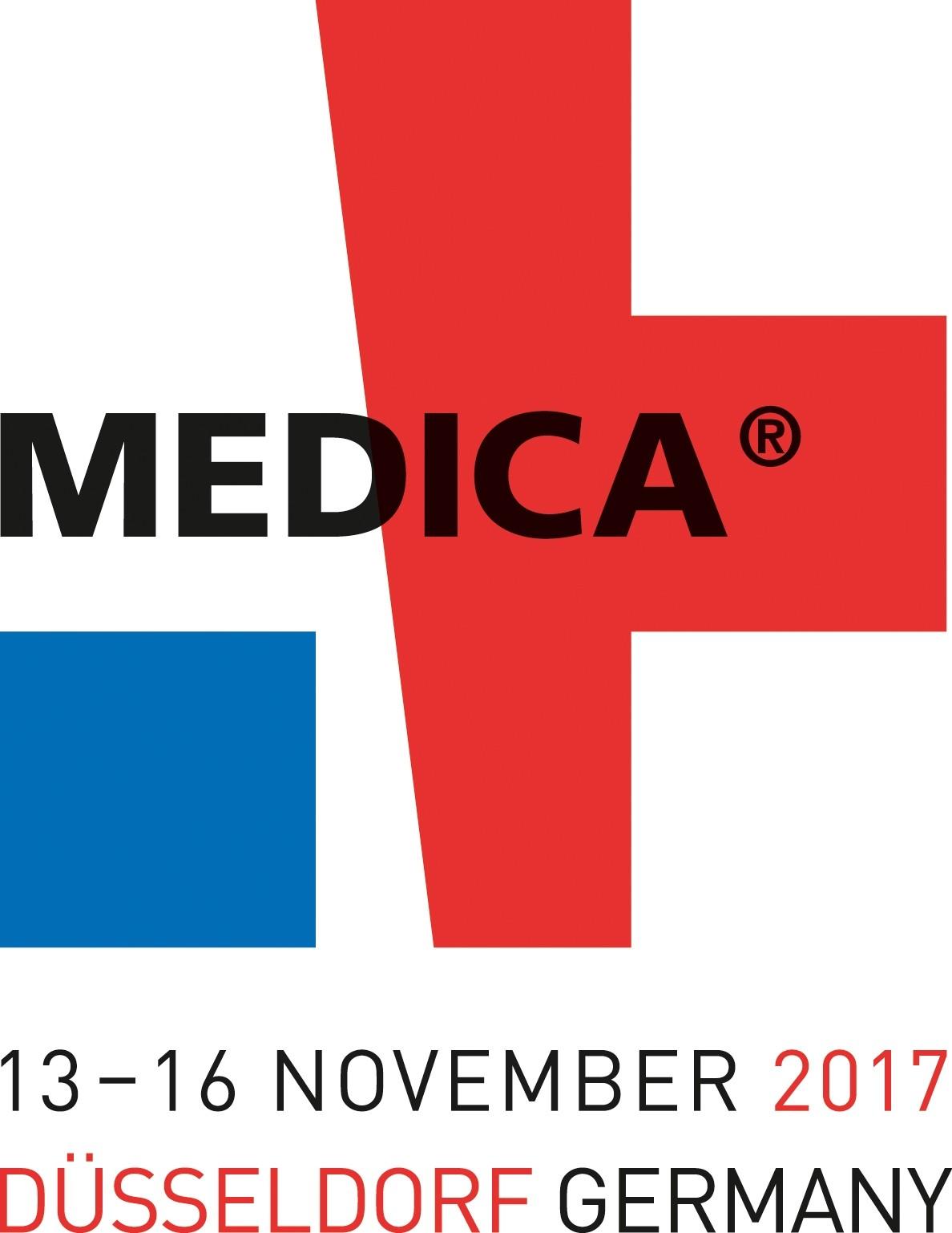 MEDICA 2017 in Düsseldorf