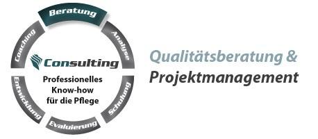Consulting - Qualitätsberatung & Projektmanagement
