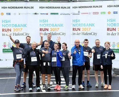 Standard Systeme beim HSH Nordbank Run 2017
