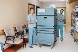 Anwendungsbereich Krankenhaustrolley